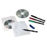 Маркеры и конверты для дисков