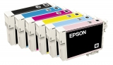 Картриджи к струйным принтерам Epson
