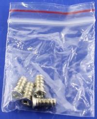 Вентилятор для корпуса 120x120x25мм 5bites F12025S-HDD (25дБ, 1200  об/мин)
