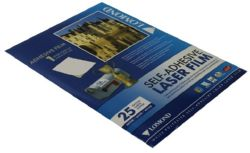 Пленка A4 Lomond 2810003 (25 листов) самоклеящаяся белая для ч/б и цв.лаз.печати