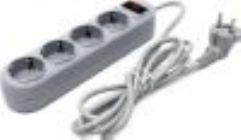 Сетевой фильтр  (1.8м)  Defender ES Lite 1.8м ( 4 розетки )  99487