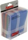Конверты для CD/DVD HAMA (100шт) H-51068 пластиковые, разноцветные, (20шт по 5 цветов)
