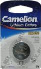 Элемент питания CR2450  Camelion  (Li, 3V)