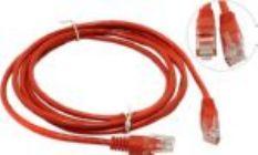 Кабель Patch Cord UTP кат.5e 2м   красный