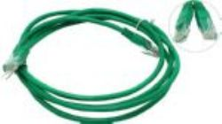 Кабель Patch Cord UTP кат.5e 2м   зеленый