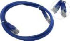 Кабель Patch Cord UTP кат.5e 1,0м   синий